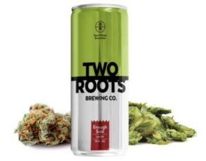 Two Roots Brewing - THC Infused non-alcoholic beer