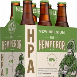 Hemperor HPA - Cannabis inspired hemp beer